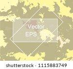 grunge urban dust distress... | Shutterstock .eps vector #1115883749
