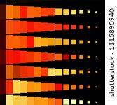 square colorful illustration... | Shutterstock . vector #1115890940
