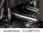 hydraulic piston system for...   Shutterstock . vector #1115897570