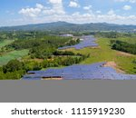 aerial power station | Shutterstock . vector #1115919230