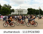 washington  dc   june 02  2018  ... | Shutterstock . vector #1115926580