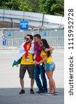 rostov on don  russia june 16... | Shutterstock . vector #1115952728
