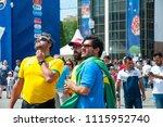 rostov on don  russia june 16... | Shutterstock . vector #1115952740