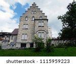 lichtenstein   germany   06.17... | Shutterstock . vector #1115959223
