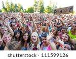 redmond  wa   august 25   a... | Shutterstock . vector #111599126