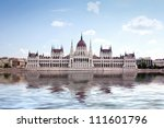 Hungarian Parliament In...