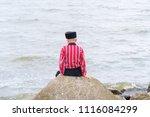 urk  netherlands   may 19  2018 ... | Shutterstock . vector #1116084299