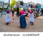 urk  netherlands   may 19  2018 ... | Shutterstock . vector #1116085649