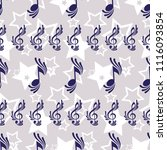 endless abstract pattern.... | Shutterstock .eps vector #1116093854