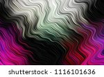 dark multicolor  rainbow vector ... | Shutterstock .eps vector #1116101636
