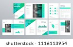 design layout template  for... | Shutterstock .eps vector #1116113954