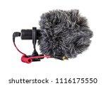 a directional compact external... | Shutterstock . vector #1116175550