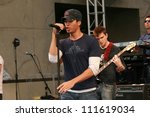 enrique iglesias at an in store ... | Shutterstock . vector #111619034