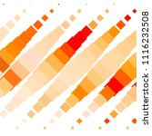 squared colorful vector... | Shutterstock .eps vector #1116232508