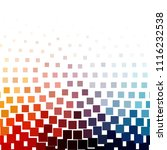 squared colorful vector... | Shutterstock .eps vector #1116232538