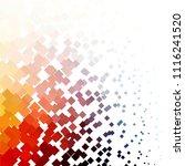 vintage halftone color texture... | Shutterstock .eps vector #1116241520