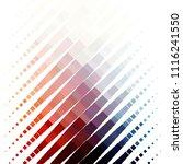 vintage halftone color texture... | Shutterstock .eps vector #1116241550