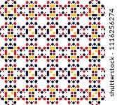 color islamic ornament pattern. ... | Shutterstock .eps vector #1116256274