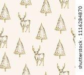 vector illustration. pen style... | Shutterstock .eps vector #1116284870