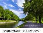 beautiful view of djurg...   Shutterstock . vector #1116293099