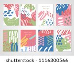 abstract colorful backgrounds... | Shutterstock .eps vector #1116300566