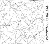triangular hipster pattern.... | Shutterstock .eps vector #1116330680