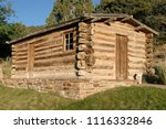 Historic Rhodes Cabin, Great Basin National Park, Nevada, USA