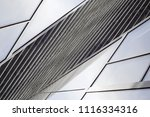 glass wall   structural glazing ... | Shutterstock . vector #1116334316