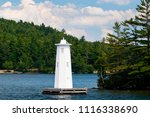 Herrick Cove Lighthouse On Lak...