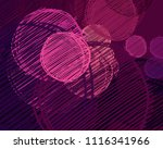 abstract painting on canvas.... | Shutterstock . vector #1116341966