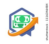icon illustration with the... | Shutterstock .eps vector #1116346484