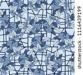 seamless pattern. heaps of... | Shutterstock .eps vector #1116439199