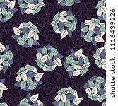 seamless pattern. heaps of... | Shutterstock .eps vector #1116439226