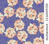 seamless pattern. heaps of... | Shutterstock .eps vector #1116439250