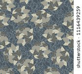 seamless pattern. heaps of... | Shutterstock .eps vector #1116439259