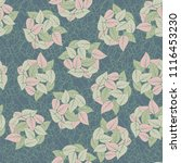seamless pattern. heaps of... | Shutterstock .eps vector #1116453230