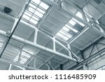 industrial ceiling structure...