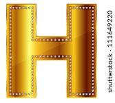 h | Shutterstock .eps vector #111649220