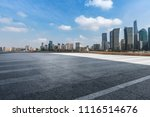 panoramic skyline and buildings ... | Shutterstock . vector #1116514676
