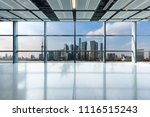panoramic skyline and buildings ... | Shutterstock . vector #1116515243