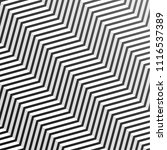 abstract geometric zigzag...   Shutterstock .eps vector #1116537389