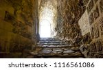 like a path to the gate of... | Shutterstock . vector #1116561086