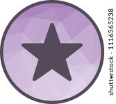 favorite ii icon | Shutterstock .eps vector #1116565238