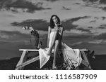 advertising wine festival.... | Shutterstock . vector #1116587909