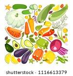 vector illustration of a... | Shutterstock .eps vector #1116613379
