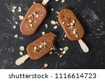 Milk Chocolate Popsicles With...