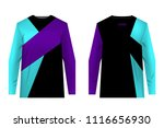 templates jersey for... | Shutterstock .eps vector #1116656930