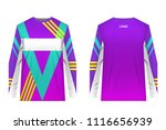 templates jersey for...   Shutterstock .eps vector #1116656939
