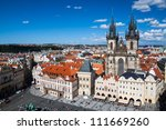Cityscape Of Old Town Square I...