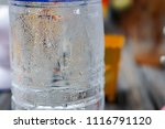 beautiful close up water... | Shutterstock . vector #1116791120
